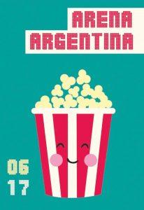 arena argentina giugno 2017 cinema catania