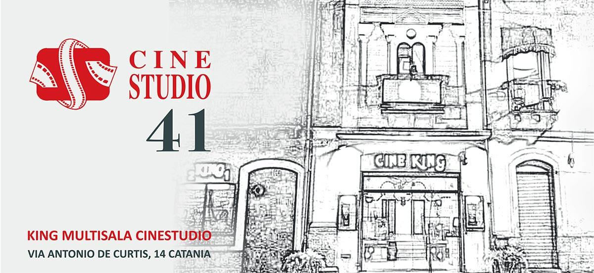cinestudio 41 catania